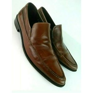 Donald J Pliner Jetty Leather Loafers Shoes Sz 9M